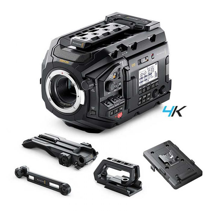 Blackmagic Design URSA Mini Pro Bundle