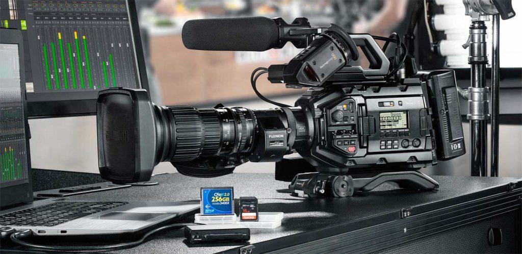 Blackmagic URSA Broadcast - TONEART Kameraverleih Deutschlnd