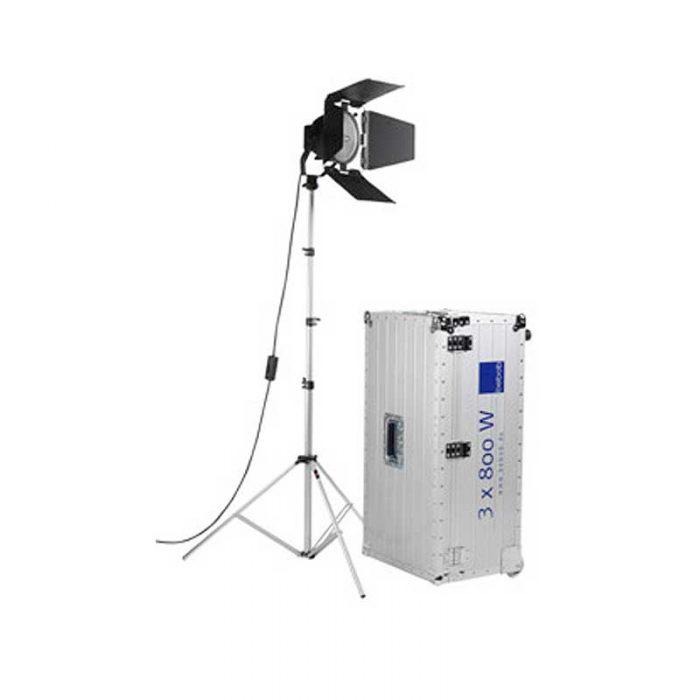 Cosmolight C-Kit 1-C Cosmobeam 800W Lichtkoffer