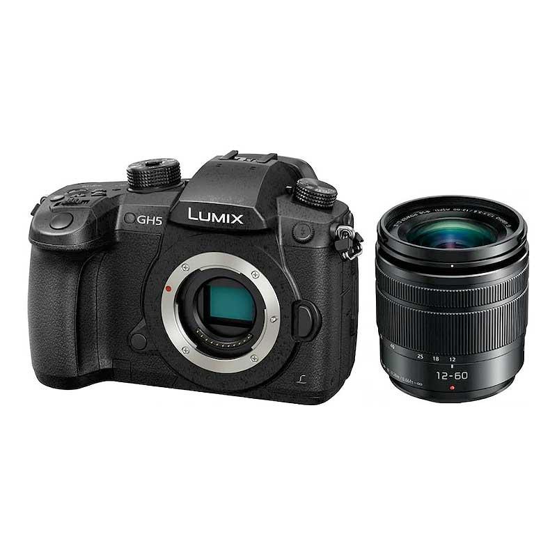 Panasonic Lumix DC-GH5EG-K mit Panasonic Objektiv Leihen Toneart Kameraverleih
