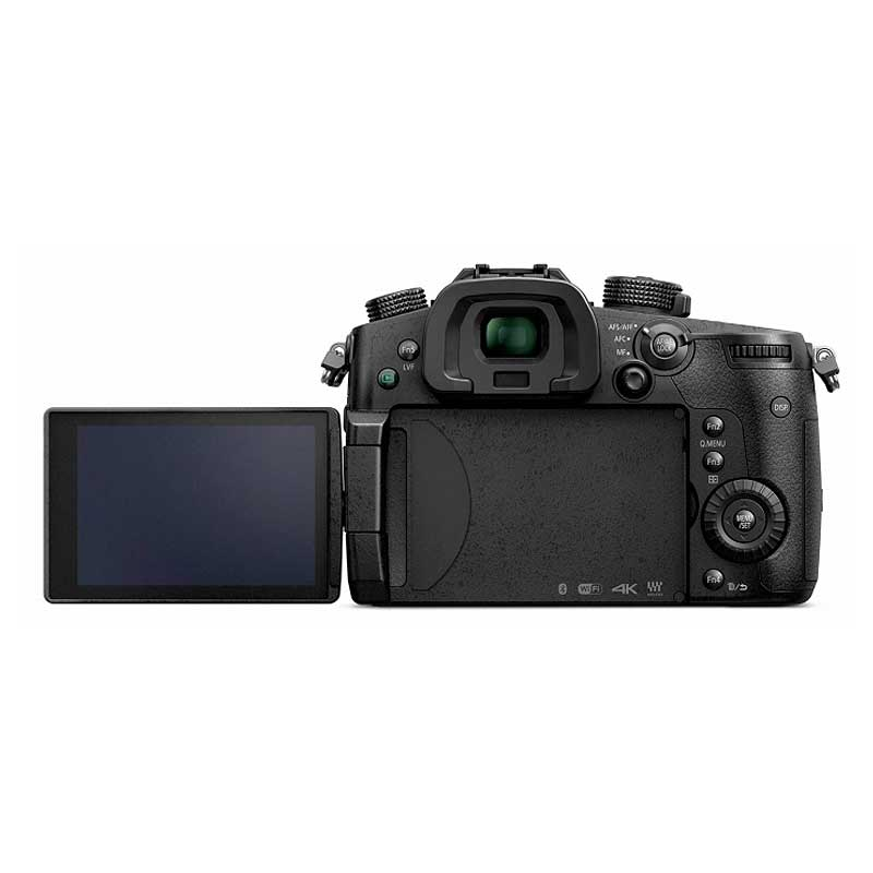 Panasonic Lumix DC-GH5EG-K Rental Toneart Kameraverleih