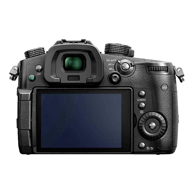 Panasonic Lumix DC-GH5EG-K mieten Toneart Kameraverleih