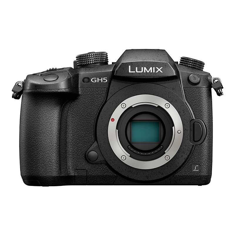 Panasonic Lumix DC-GH5EG-K Toneart Kameraverleih