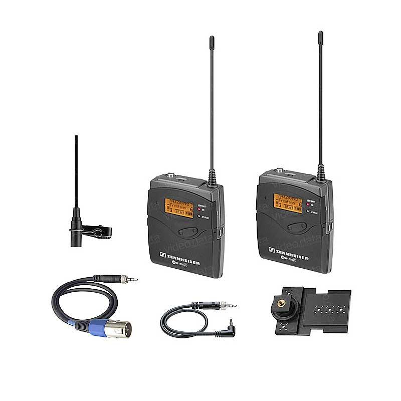Sennheiser Funkstrecke EW112 G3 Profi-Set Toneart Kameraverleih