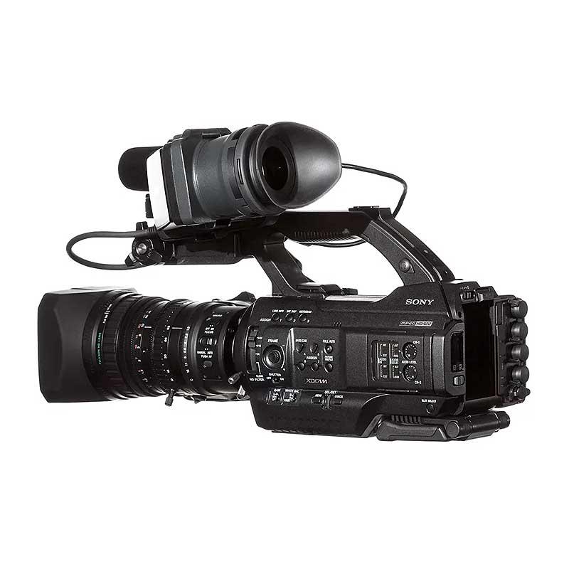 Sony PMW-300K2 linke Seite