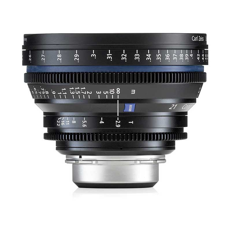 ZEISS Compact Prime CP.2 21mm/T2.9