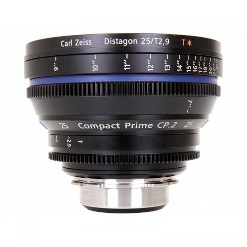 ZEISS Compact Prime CP.2 25mm/T2.9
