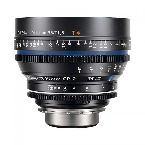 ZEISS Compact Prime CP.2 35mm/T2.1