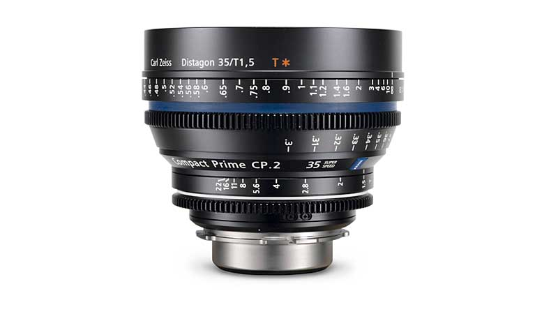 Zeiss Compact Prime CP.2 T1.5 / 35mm Super Speed