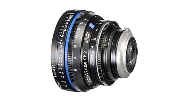 Zeiss Compact Prime CP.2 T1.5 / 50mm Super Speed