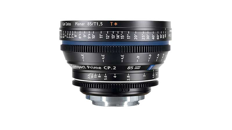 Zeiss Compact Prime CP.2 T1.5 / 85mm Super Speed