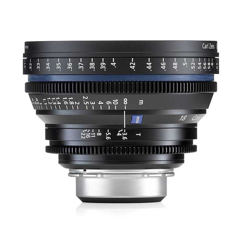 Zeiss Compact Prime CP.2 18mm/t3.6