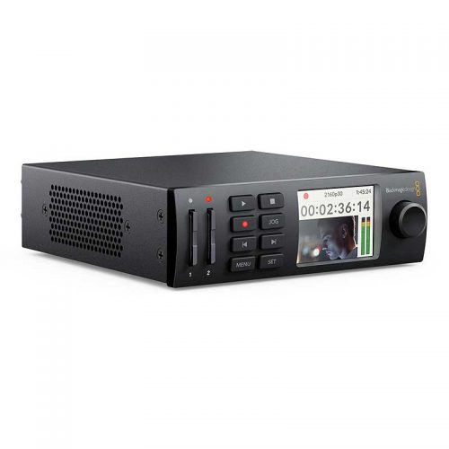 Blackmagic Design HyperDeck Studio Mini Rental Toneart Kameraverleih