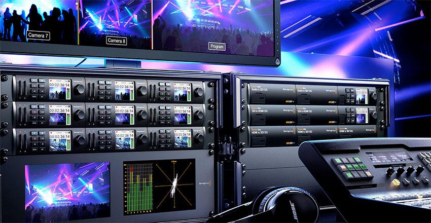 Blackmagic Design HyperDeck Studio Mini Rental, leihen, mieten Toneart Kameraverleih
