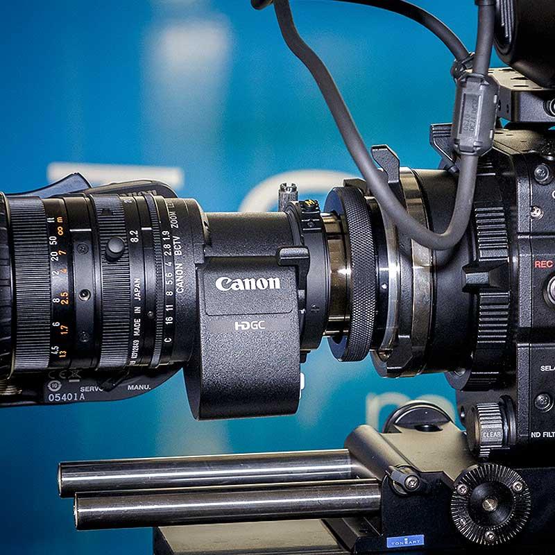 MTF B4 Super 16 to PL Adapter mieten im Toneart Kameraverleih