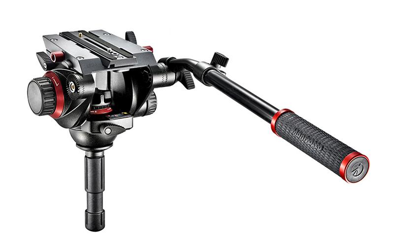 Manfrotto 504HD Neiger 546GB Rental - Toneart Kameraverleih