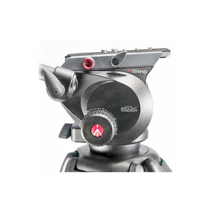 Manfrotto 504HD Neiger-546GB mieten - Toneart Kameraverleih
