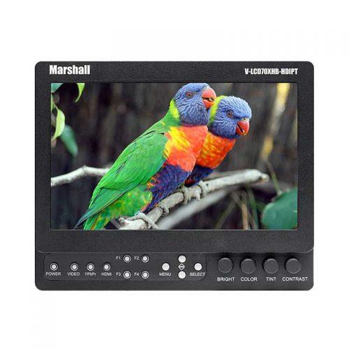 Marshall V-LCD70XHB HDIPT Monitor mieten Toneart Kameraverleih