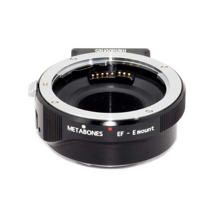 Metabones Adapter Canon EF auf Sony NEX Rental Toneart Kameraverleih