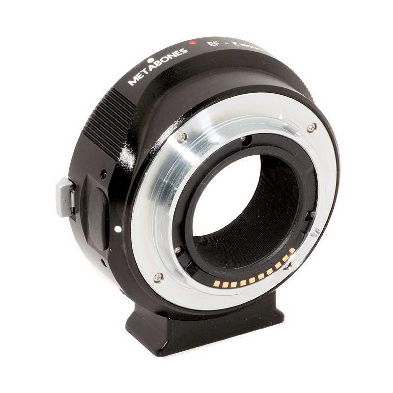 Metabones Adapter Canon EF auf Sony NEX mieten Toneart Kameraverleih