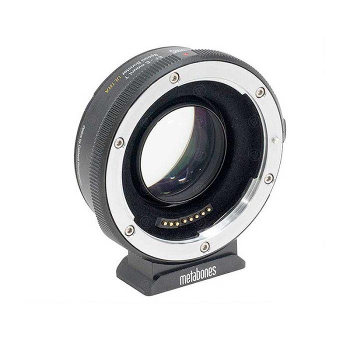 Metabones Speed Booster Canon EF auf Sony NEX mieten Toneart Kameraverleih