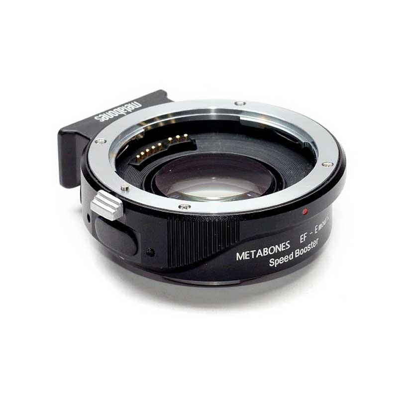 Metabones Speed Booster Canon EF auf Sony NEX leihen Toneart Kameraverleih
