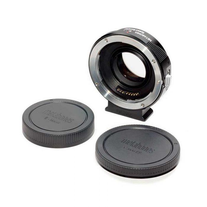 Metabones Speed Booster Canon EF auf Sony NEX Rental Toneart Kameraverleih
