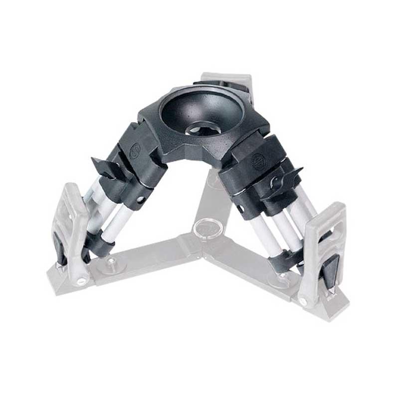 Sachtler DA100 Baby Stativ 100-mm-Dural-Aluminiumstativ mit 1-fach Auszug mieten - Toneart Kameraverleih