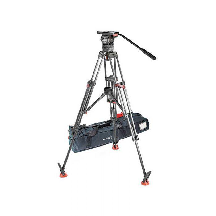 Sachtler Stativ Video 12 Rental - Toneart Kameraverleih