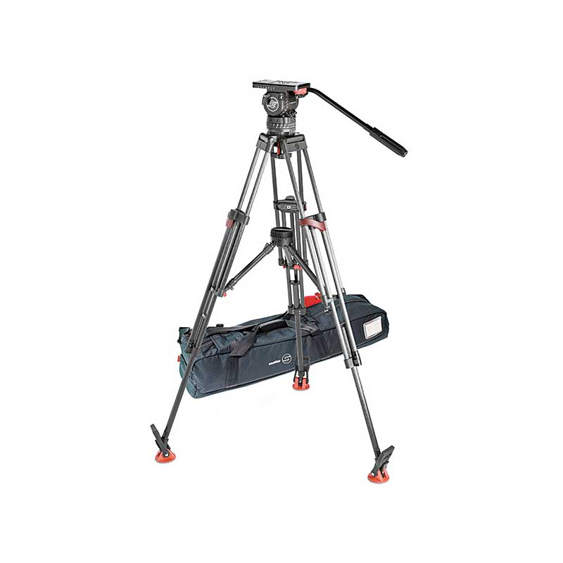 Sachtler Stativ Video 18 Rental - Toneart Kameraverleih