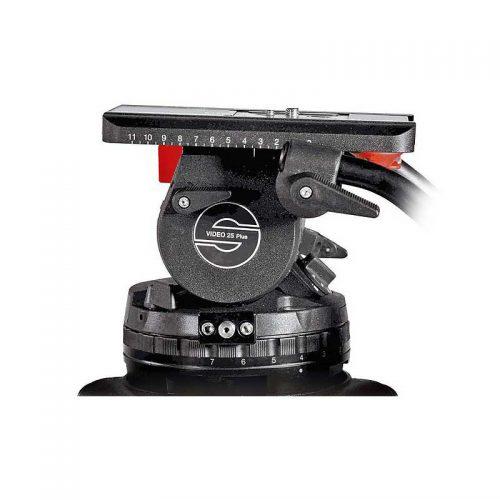Sachtler System 25 EFP 2 CF leihen - Toneart Kameraverleih