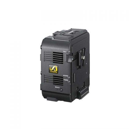 Sony AXS-R5 Festplattenrecorder mieten Toneart Kameraverleih