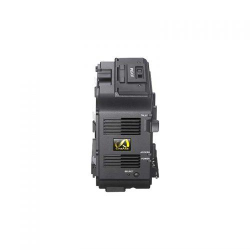 Sony AXS-R5 Recorder leihen im Toneart Kameraverleih