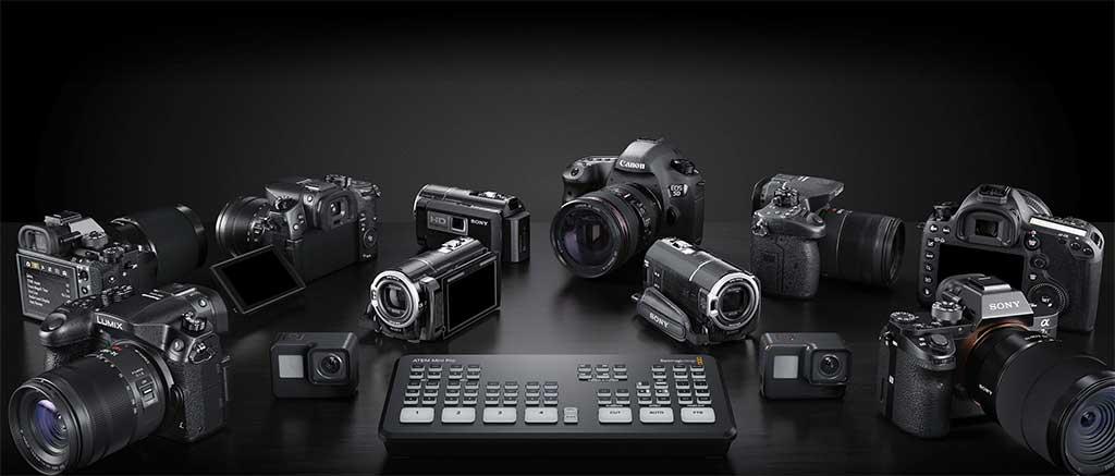 Blackmagic Design ATEM Mini Pro - Produktionsmischer Pro
