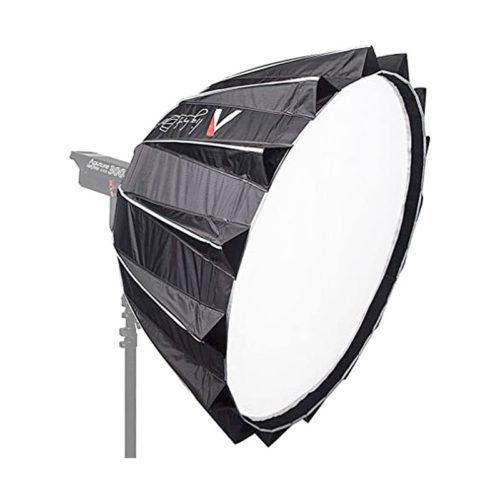 Aputure Light Dome II Softbox - mieten, leiehn im TONEART Kameraverleih Deutschland