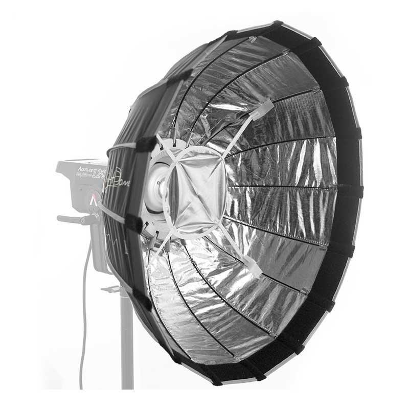 Aputure Light Dome Mini II - mieten, leihen im TONEART Kameraverleih Deutschland