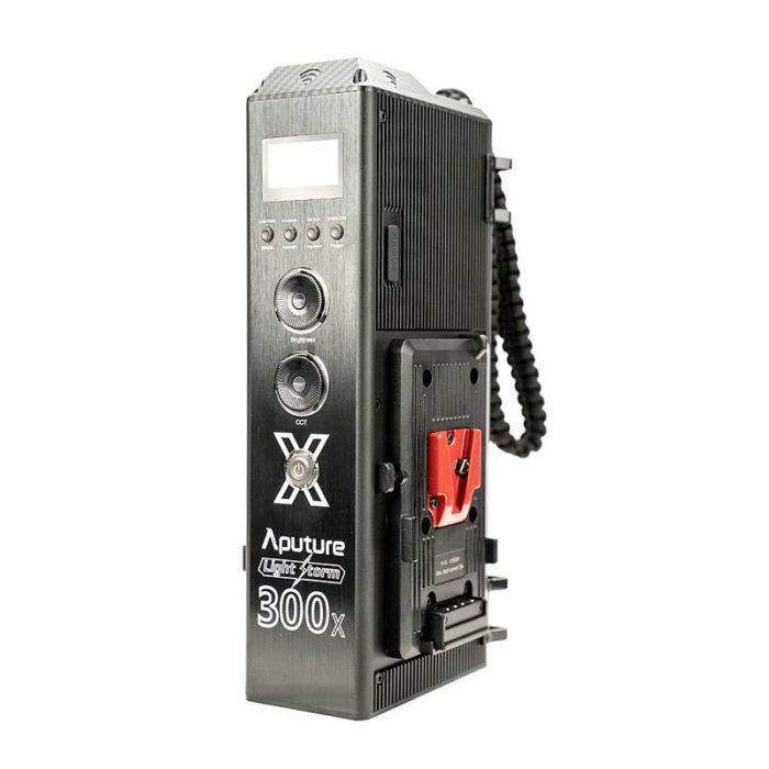 Aputure LS C300x Bi-Color V-Mount-Kit