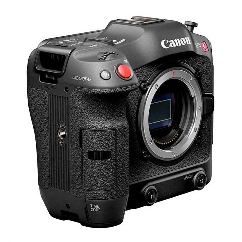 Canon EOS C70 - Mieten, leihen im TONEART-Kameraverleih