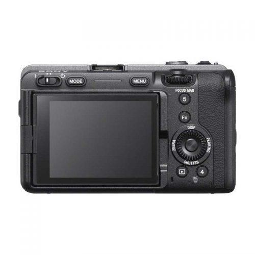 Sony FX3 Cinema Line Vollformatkamera - mieten - TONEART Kameraverleih-Deutschland